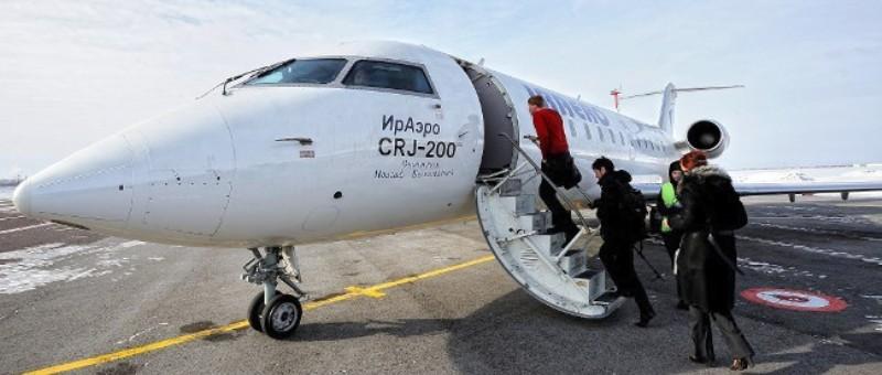 Авиакомпания «ИрАэро» начнет…