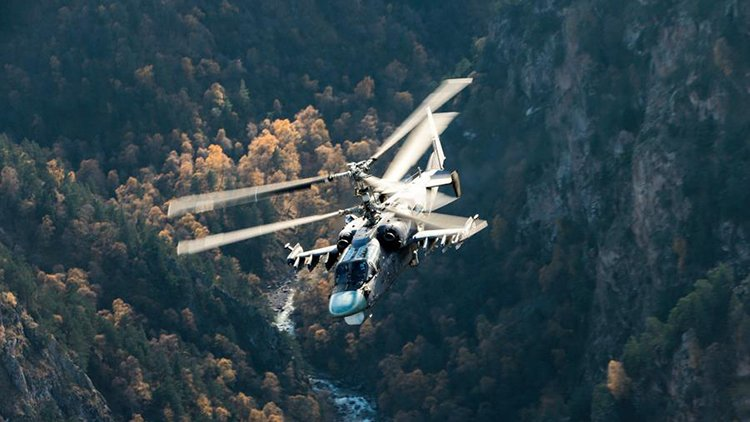 Сирийский фактор: как Минобороны модернизирует Ка-52 «Аллигатор»