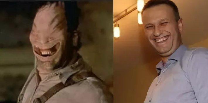 Лешик Навальный - верни награбленное!