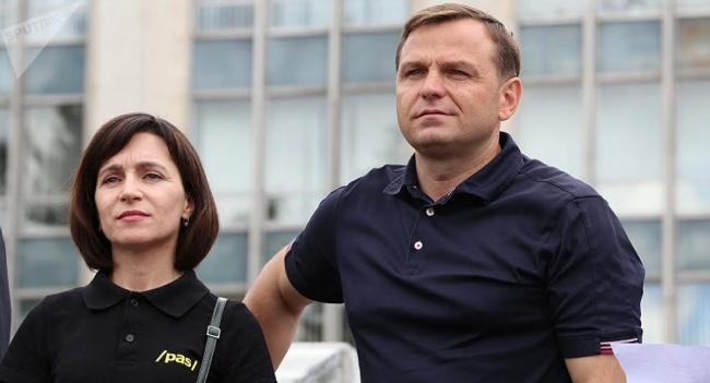 Молдавскую оппозицию обвиняют визмене Родине ироссийском шпионаже