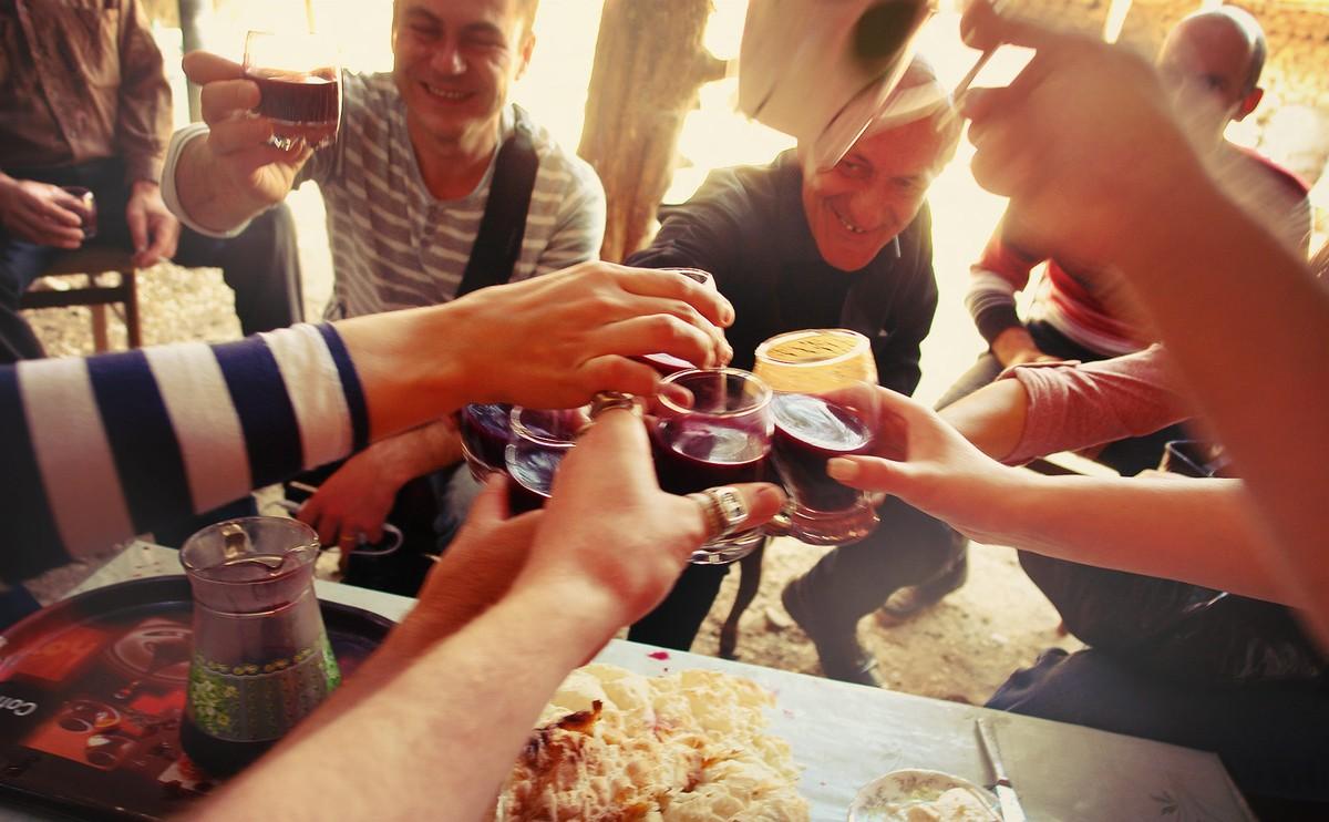 Areni33 Фестиваль вина в армянском Арени