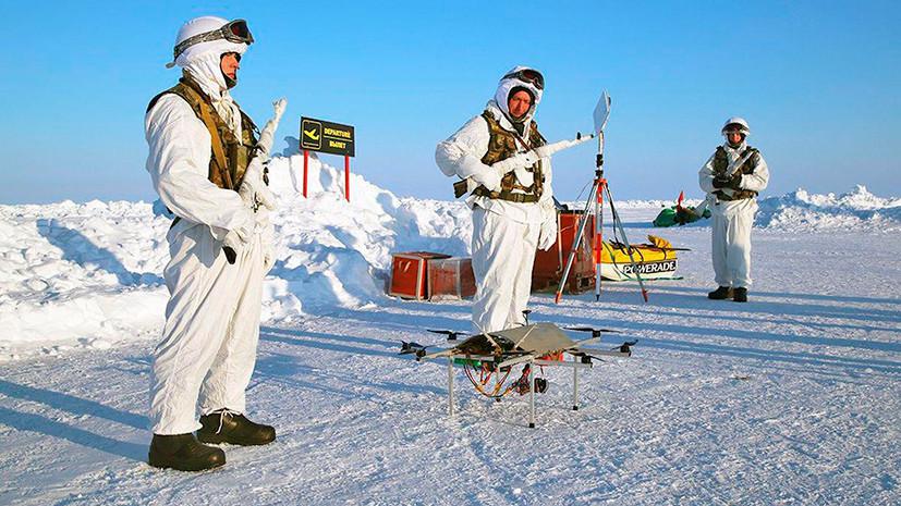 Арктический интерес: США подготовили проекты по мониторингу российских территорий