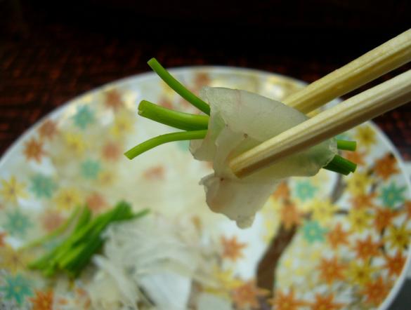 Фугу - Съесть и не умереть