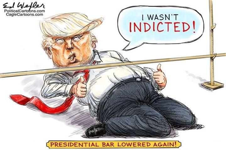 Клинтоноиды списаны, Трамп с…