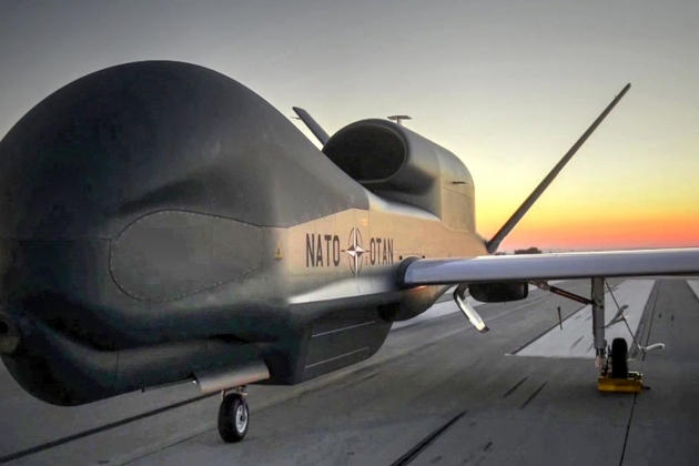 БПЛА RQ-4 Global Hawk