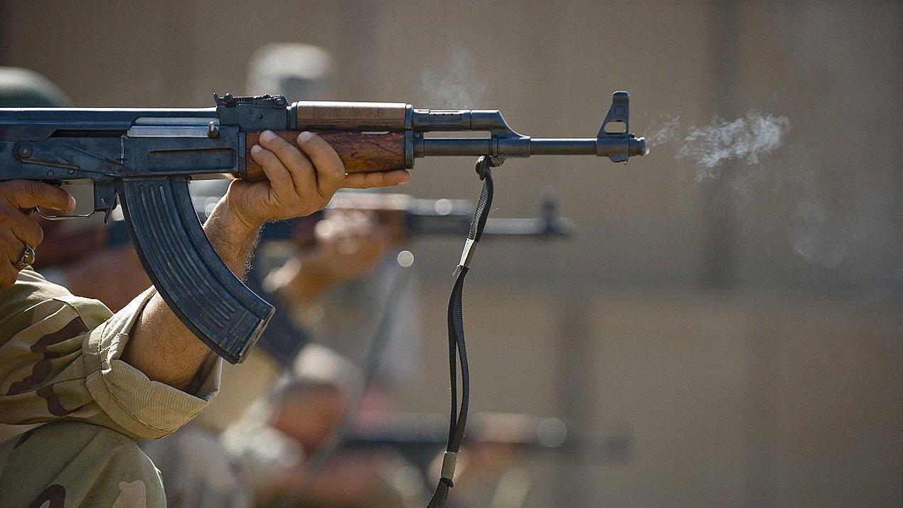 США стали главным импортером стрелкового оружия из Украины