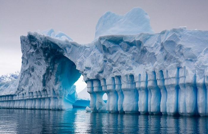 20 невероятных фактов об Антарктиде, которые знают не многие(21 фото)