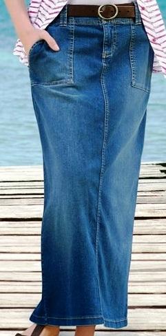 С чем носить джинсовую юбку чтобы выглядеть современно, стильно и не казаться старомодной — 7 актуальных образов на каждый день