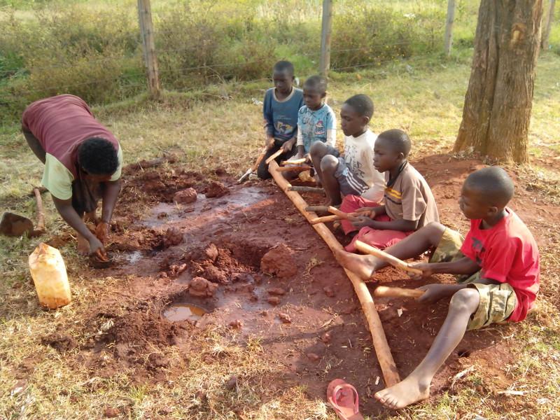 Добыча термитов в Африке. Полезно, калорийно, мерзко!