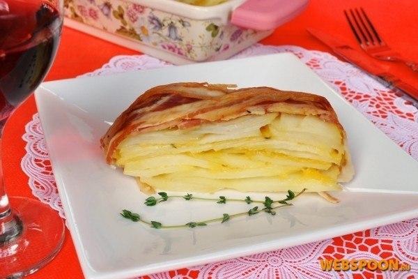 Картофельный мильфей — блюдо, которое нужно обязательно попробовать хотя бы раз