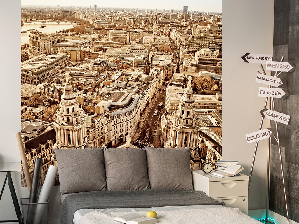 панорама_Город просыпается