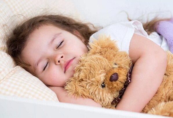 Засыпать с любимой игрушкой гораздо приятнее