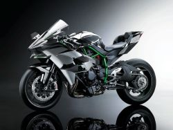 Kawasaki сделала самый мощный мотоцикл в мире