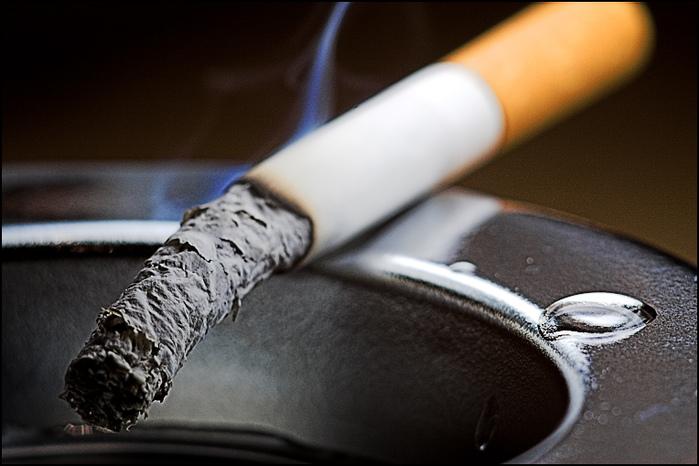 Оказывается, курить не вредно...