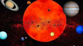 Китайские археологи обнаружили наскальную карту Солнечной системы возрастом более 2000 лет