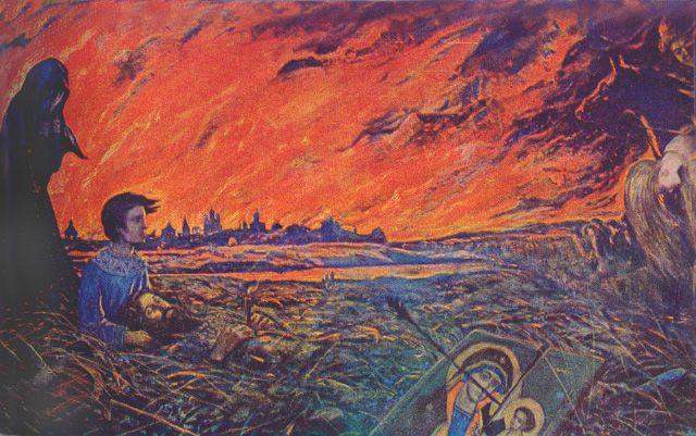 Оказывается, святой и благоверный князь Александр Невский боролся с Западом с помощью мусульман, захвативших Русь