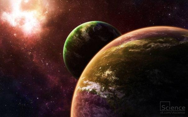 6 самых невероятных вещей, обнаруженных в космосе («N самых…»)