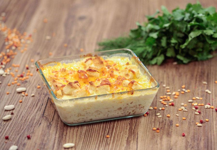 Рецепт от шефа: курица в картофельном соусе