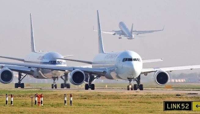Изменение климата затрудняет взлёт самолетов