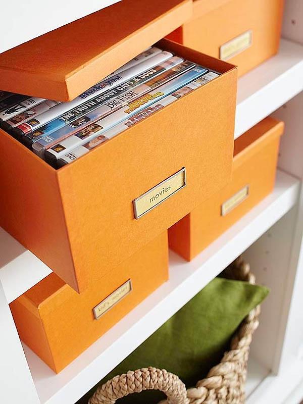 Идеи хранения вещей и организации пространства дома. 45927