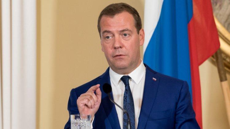 Дмитрий Медведев прибыл на с…