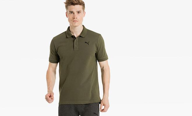 Поло: культовая рубашка, которая к лицу любому мужчине