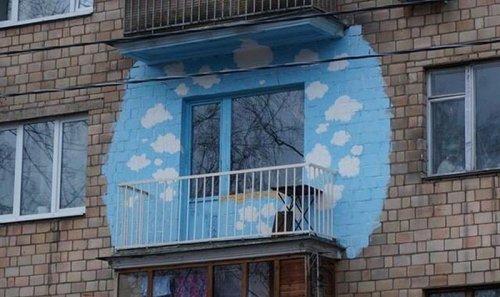 А в России в это время... (21 фото)