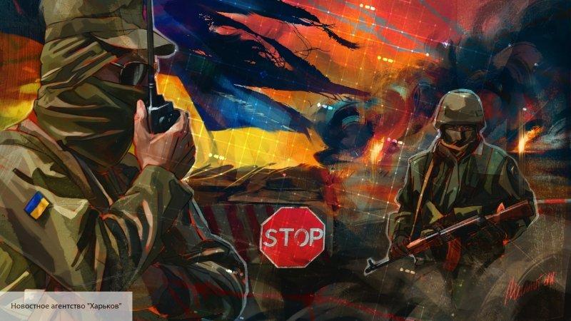 Ситуация на Донбассе: ВСУ ра…