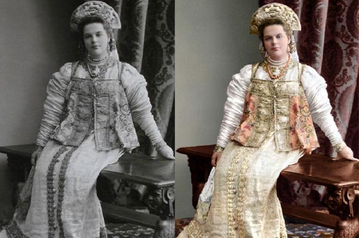 Княжна Долгорукова