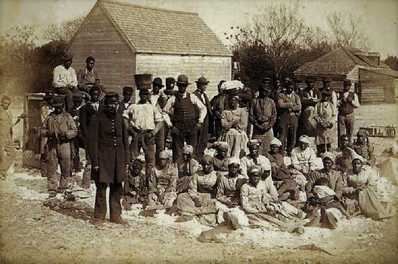 «Моему бывшему хозяину» «New York Daily Tribune», америка, интересное, рабство