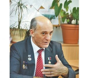 """Магомед Толбоев: """"Пилотируем…"""