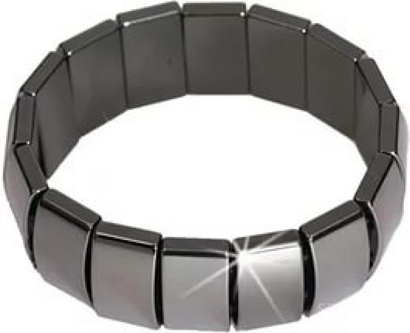 Вы носили браслет из гематита?