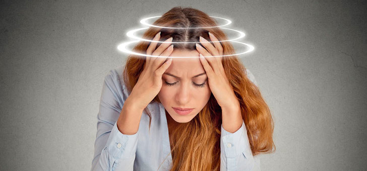 Лечение головокружения народ…
