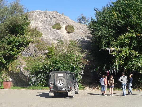 Казачий камень (Адыгея)
