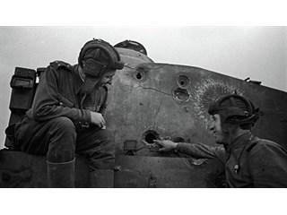 Раскаленная броня. Как советская армия отгоняла гитлеровцев от Курска