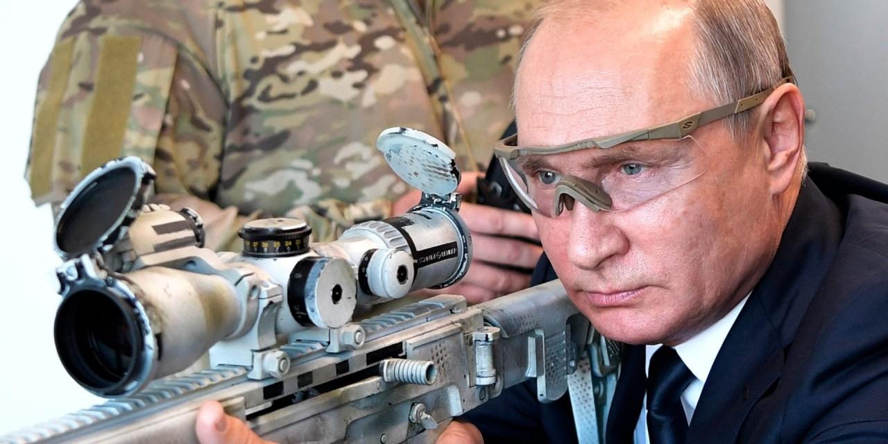 """""""Вот что случилось с Кеннеди"""". Путин, стреляющий из винтовки: реакция в мире"""