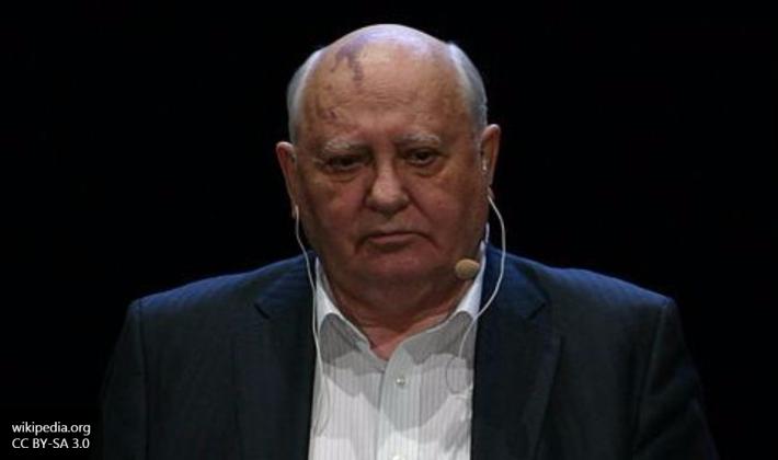 Горбачев признал свою вину в крушении Советского Союза