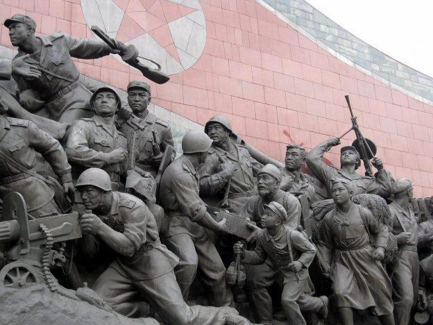 Почему войны с Северной Коре…