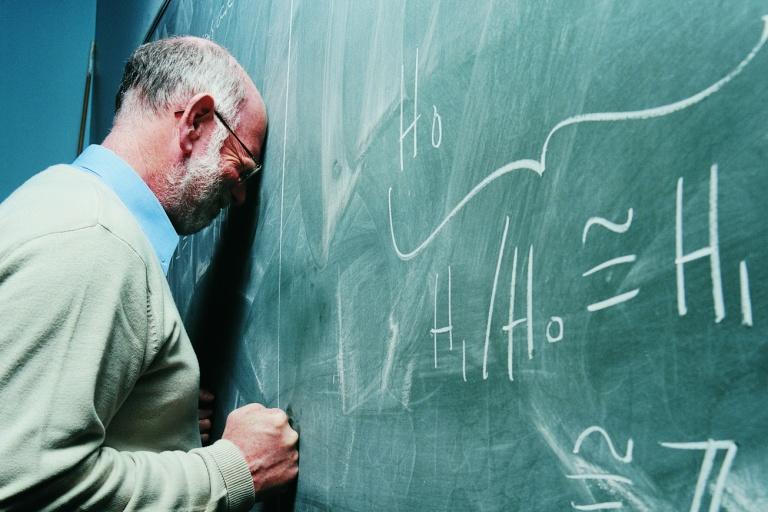 Учитель – это тот, кто делает новых людей. Нищий и злой – кого он наделает?