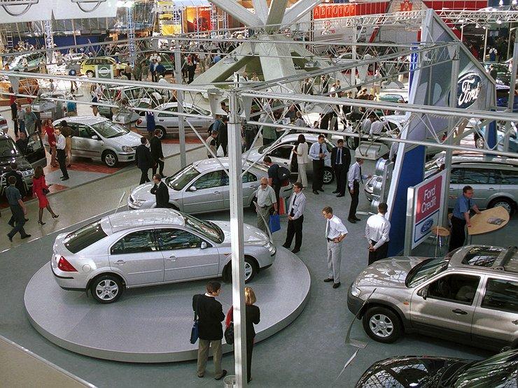 В России запретят американские и японские автомобили