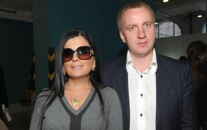 Диана Гурцкая и Петр Кучерен…