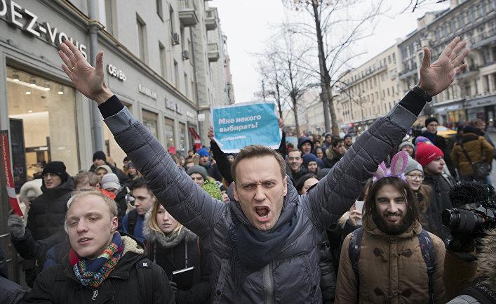 Иностранная пресса пыталась понять взгляды российской оппозиции. Результат плачевный