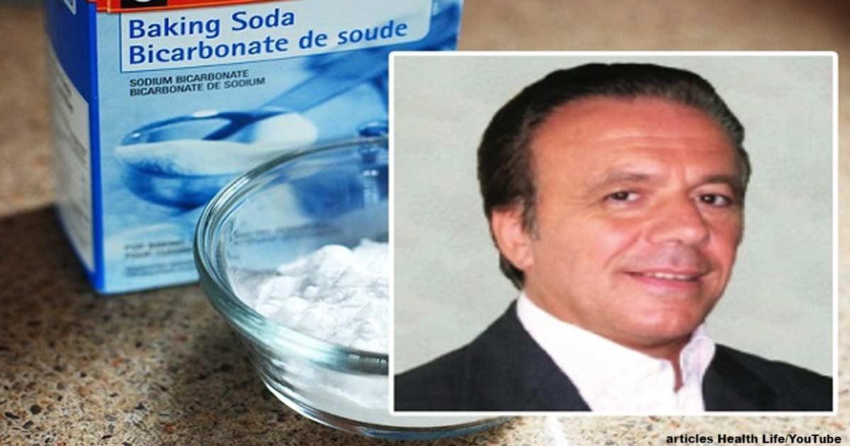 Итальянский доктор потряс мир: Рак - это грибок, лечить его можно содой!