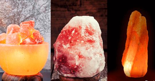Преимущества ламп с гималайской солью + вред поддельных солевых ламп