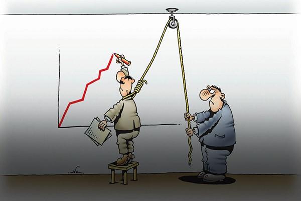 Не плачь, российская экономика! Росстат всегда утешит тебя и спасет!