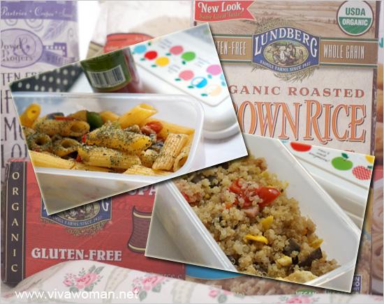 Beauty Lunchbox Ideas: 5 yummy gluten-free lunchbox recipes