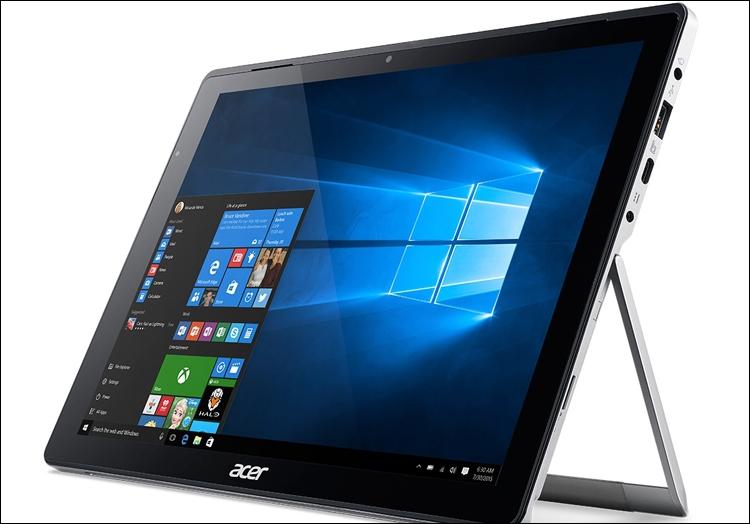 Гибридный планшет с поддержкой пера Acer Pen