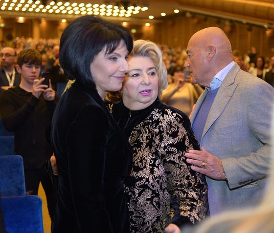 Татьяна Миткова и Татьяна Тарасова