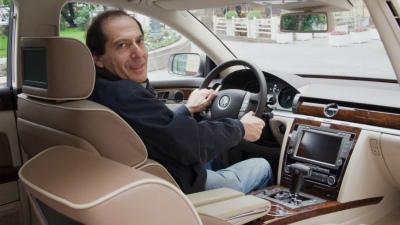 Павел Коган: «Мой любимый транспорт - это автомобиль, где я себя чувствую как рыба в воде»