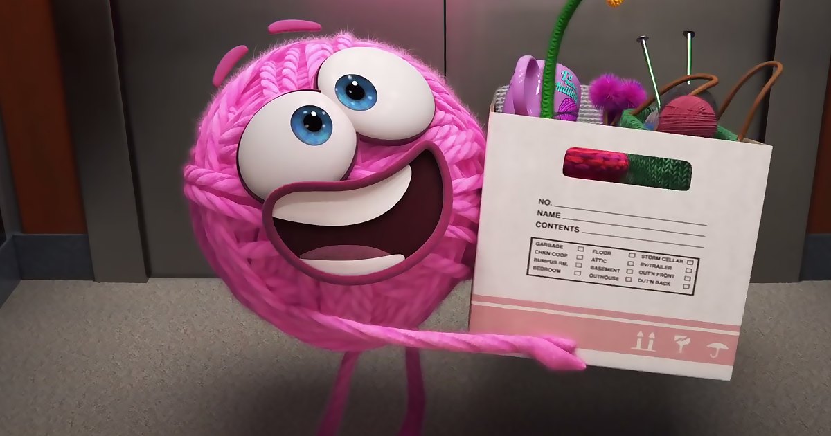 Pixar Takes On Toxic Workplace Culture With Animated Short 'Purl'